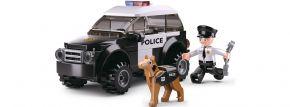 Sluban M38-B0639 Polizeifahrzeug | Auto Baukasten kaufen