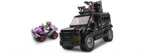 Sluban M38-B0653 SWAT Fahrzeug | Polizei Baukasten kaufen