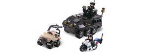 Sluban M38-B0655 SWAT Gepanzerter Wasserwerfer | Polizei Baukasten kaufen