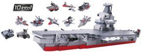 Sluban M38-B0662 Flugzeugträger 10-in-1 Komboset | Schiff Baukasten kaufen