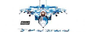 Sluban M38-B0665 Kampfjet 6in1 Komboset   Flugzeug Baukasten kaufen