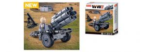 Sluban M38-B0680a Deutsche Armee Raketen   Baukasten kaufen