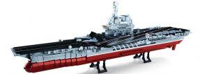 Sluban M38-B0698 Großer Flugzeugträger II | 1636 Teile | Schiff Baukasten kaufen