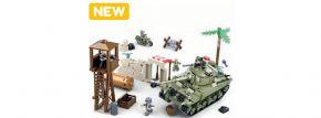 Sluban M38-B0713 WWII Panzer-Set   Baukasten kaufen