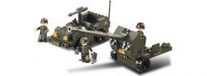 Sluban M38-B5900 Panzerabwehrkanone   Geschütz Baukasten kaufen