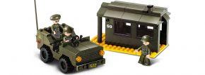 Sluban M38-B6100 Vorposten   Militär Baukasten kaufen