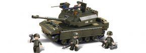 Sluban M38-B6500 Panzer II   Panzer Baukasten kaufen