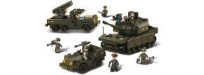 Sluban M38-B6800 Landstreitkräfte Set I   Militär Baukasten kaufen