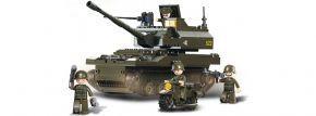 Sluban M38-B9800 Panzer 1   Panzer Baukasten kaufen