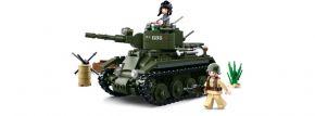 Sluban M38-B0686 WWII Alliierter Kavallerie Panzer ARMY   WWII Baukasten kaufen