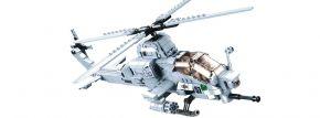 Sluban M38-B0838 Kampfhelikopter IV   Helikopter Baukasten kaufen
