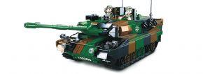Sluban M38-B0839 Kampfpanzer Leopard 2A5   Panzer Baukasten kaufen