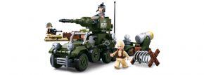 Sluban M38-B0679 WWII 4in1 Geschenkbox ARMY   WWII Baukasten kaufen