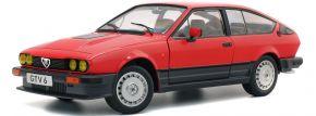 Solido 421184800 Alfa GTV6 rot | Automodell 1:18 kaufen