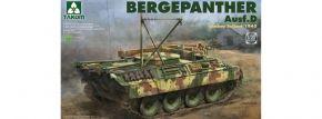 Takom 2102 Bergepanther Ausf.D Umbau Seibert 1945 | Panzer Bausatz 1:35 kaufen