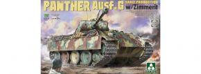 Takom 2134 Panther Ausf.G Zimmerit | Panzer Bausatz 1:35 kaufen