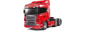 TAMIYA 23670 Scania R620 6x4 Highline Metallic Rot Full Option | RC LKW RTR 1:14 kaufen