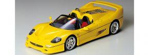 TAMIYA 24297 Ferrari F50 | gelb | Bausatz 1:24 kaufen