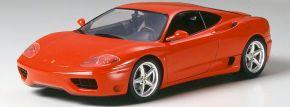 TAMIYA 24298 Ferrari 360 Modena | rot | Modellauto Bausatz 1:24 kaufen