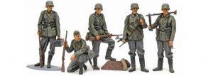 TAMIYA 35371 Deutsche Infanterie 1941/42 | 5 Stück | Figuren Bausatz 1:35 kaufen