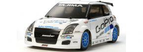 TAMIYA 51545 Karosserie-Satz GoPro Monster Sport Super Swift |  M-Chassis kaufen