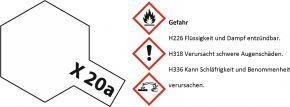 TAMIYA 81040 X-20A Verdünnung für Acryl-/Lexan- Farben   Inhalt: 250ml kaufen