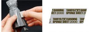 TAMIYA 87170 Schleifschwamm 2000er Körnung | 114x140mm kaufen