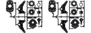 TAMIYA 319115530 TT-02FT S-Teile Kettenrad (2) | für 58690 kaufen
