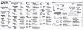 TAMIYA 319401781 Metallteile Beutel C für Container-Trailer 56326 / 56330 kaufen