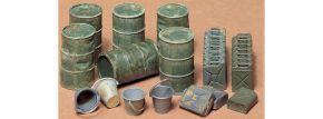 TAMIYA 35026 Set mit Kanister und Fässer Bausatz 1:35 kaufen