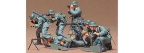 TAMIYA 35038  MG-Trupp deutsch | 7 Figuren | Bausatz 1:35 kaufen