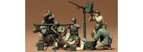 TAMIYA 35086 US MG/Mörser Trupp (8) | Figuren Bausatz 1:35 kaufen