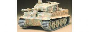 TAMIYA 35146 Tiger I Panzerkampfwagen VI (Sd.kfz.181) Panzer Bausatz 1:35  kaufen