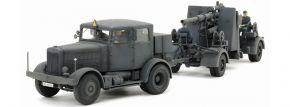 TAMIYA 37027 Zgm SS-100 mit 88mm Flak37 | Militär Bausatz 1:48 kaufen