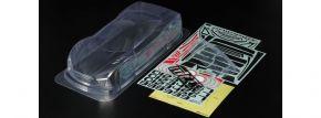 TAMIYA 47324 unlackierte Karosserie Raikiri GT leicht | 257mm | für RC Tourenwagen 1:10 kaufen