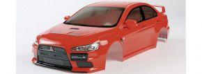 TAMIYA 51376 Karosseriesatz Mitsubishi Lancer Evo X   190 mm   unlackiert   TW 1:10 kaufen