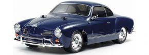 TAMIYA 51635 Karosserie-Satz VW Karmann Ghia | WB: 239mm | für M-Chassis 1:10 kaufen