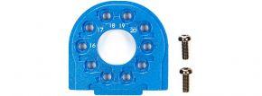 TAMIYA 54558 TT-02, TT-02B Alu Motorhalter blau eloxiert kaufen