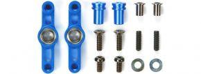 TAMIYA 54574 TT-02, TT-02B Alu Lenkhebel-Set blau eloxiert kaufen