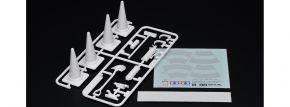TAMIYA 56558 Truck Baustellen-Set Pylonen & Werkzeug | Truck-Zubehör 1:14 kaufen