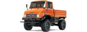 TAMIYA 57843 Sondermodell Mercedes-Benz Unimog 406 | CC-01 | ohne RC kaufen