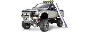 TAMIYA 58397 Toyota Hilux High Lift 4x4 3-Gang Bausatz  kaufen