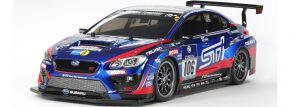 TAMIYA 58645 Subaru WRX STI 24h Nürburgring TT-02 | RC Auto Bausatz 1:10 kaufen