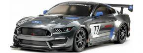 TAMIYA 58664 Ford Mustang GT4 TT-02 | RC Auto Bausatz 1:10 kaufen