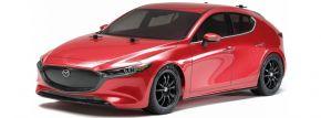 TAMIYA 58671 Mazda 3 TT-02 Chassis | RC Auto Bausatz 1:10 kaufen