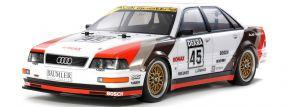 TAMIYA 58682 Audi V8 Tourenwagen TT-02 | RC Auto Bausatz 1:10 kaufen