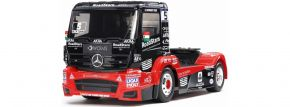 TAMIYA 58683 MB Actros MP4 Race Truck TT-01E | RC Auto Bausatz 1:14 kaufen