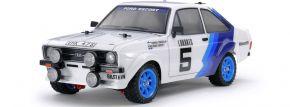 TAMIYA 58687 Ford Escort Mk.II Rallye MF-01X | RC Auto Bausatz 1:10 kaufen