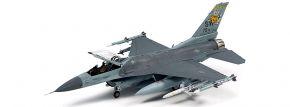 TAMIYA 60788 F-16CJ Fighting Falcon mit Zurüstteilen | Flugzeug Bausatz 1:72 kaufen