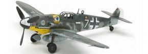 TAMIYA 60790 Messerschmitt Bf109 G6 | Flugzeug Bausatz 1:72 kaufen